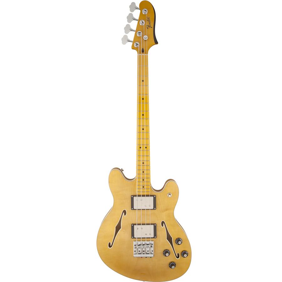 Starcaster Bass Natural