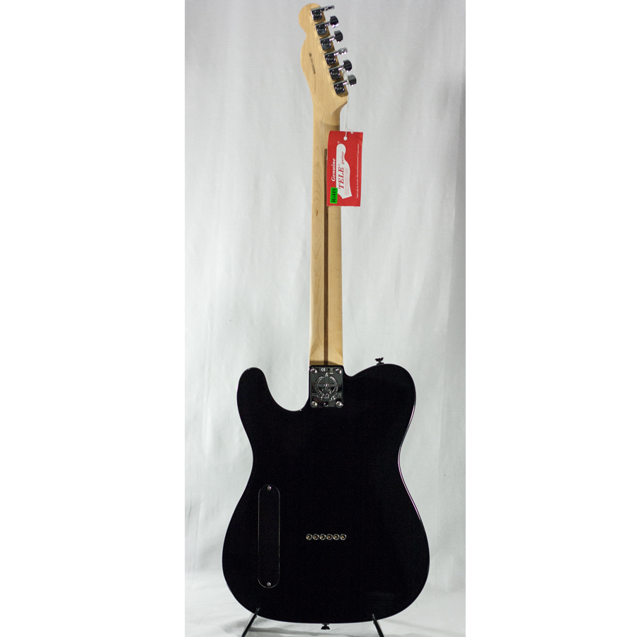 Fender Telebration Cabronita Telecaster Black B-Stock Rear View