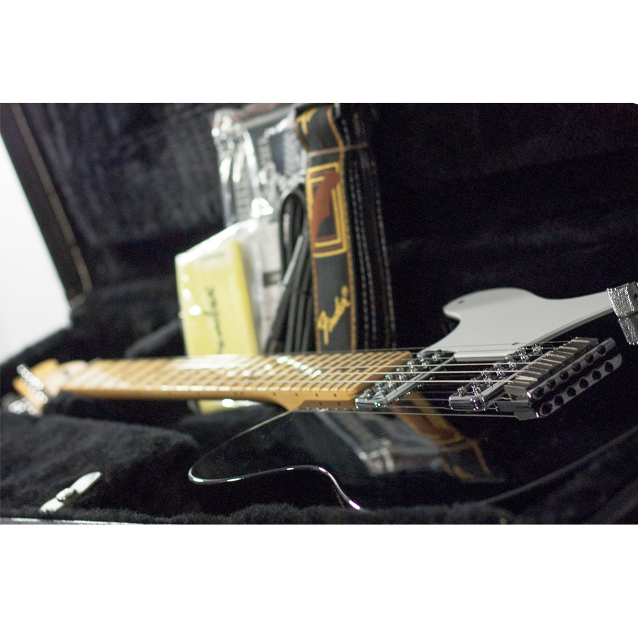 Fender Telebration Cabronita Telecaster Black B-Stock In Case
