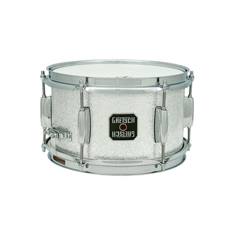 Mahogany 6x12 Snare - Silver Sparkle