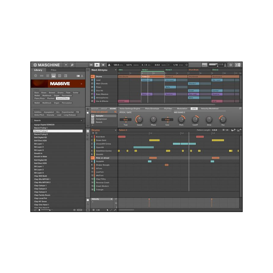 Native Instruments Maschine Studio Black View 3