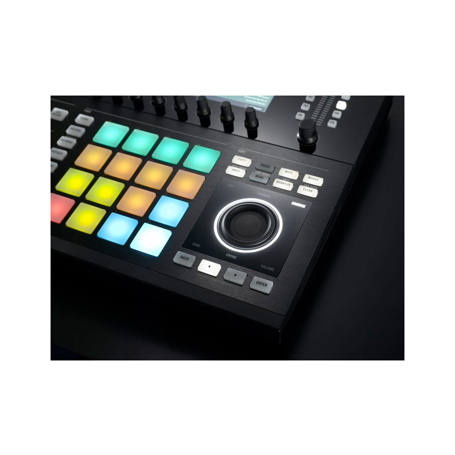 Native Instruments Maschine Studio Black View 6