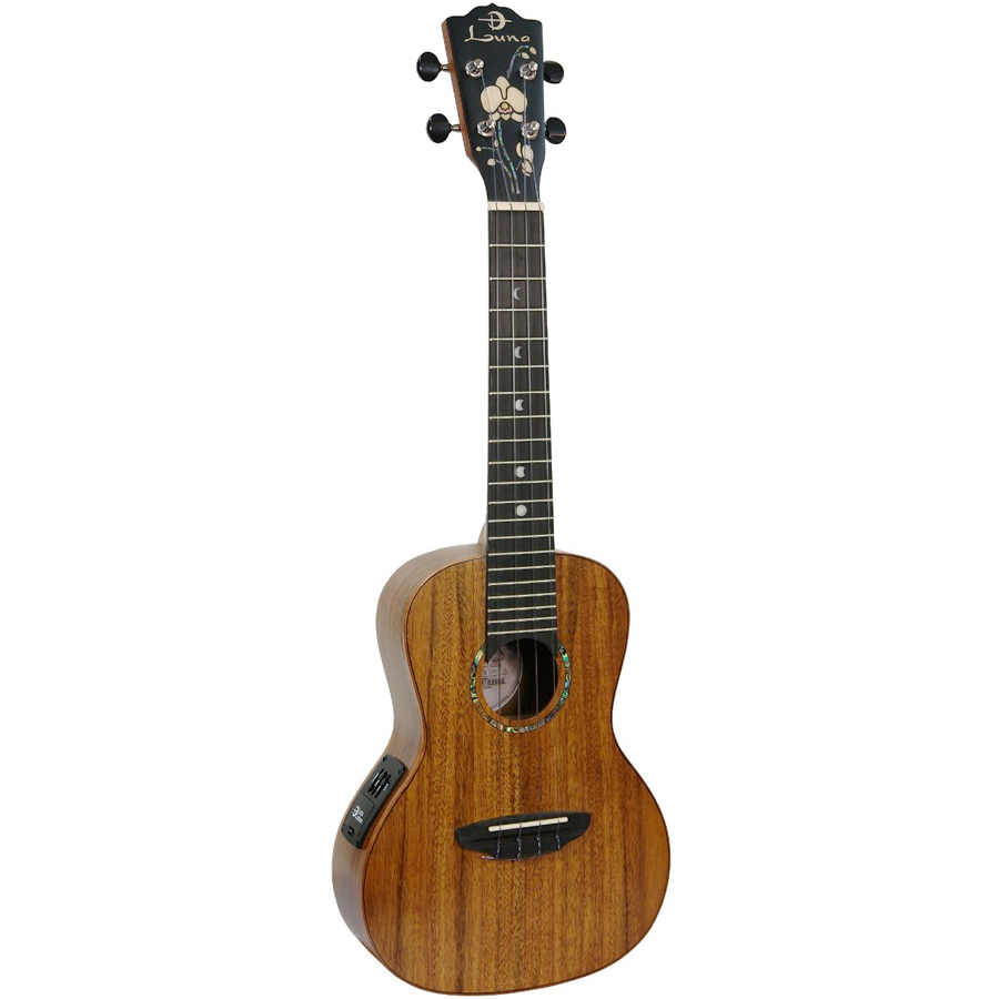 Orchid Concert Solid Wood  Acoustic / Electric Ukulele