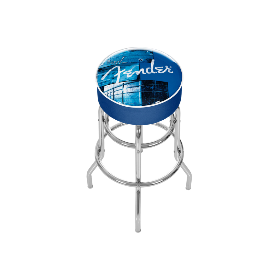 Stacked Lounge 30-inch Barstool