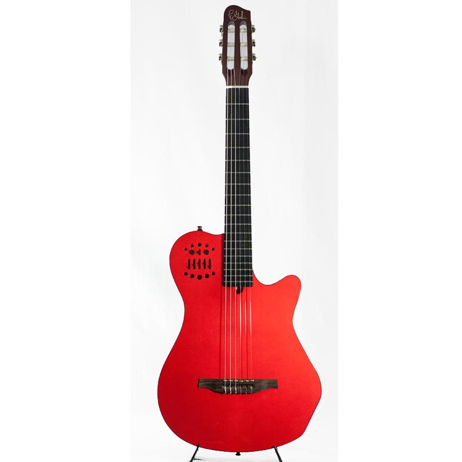 Multiac Grand Concert SA Prototype - Red