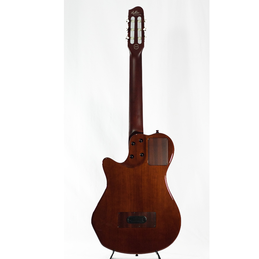 Godin Multiac Grand Concert SA Prototype - Red Rear Body