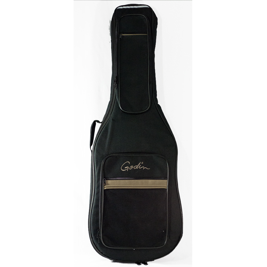 Godin Multiac Series-ACS Black Blemished Gigbag