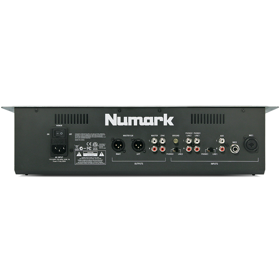 Numark CDMix Bluetooth View 4