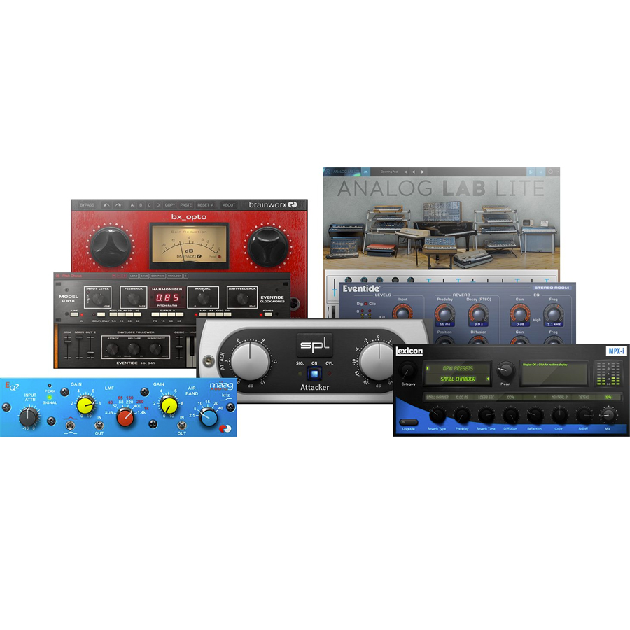 PreSonus Studio Magic Plug-in Bundle