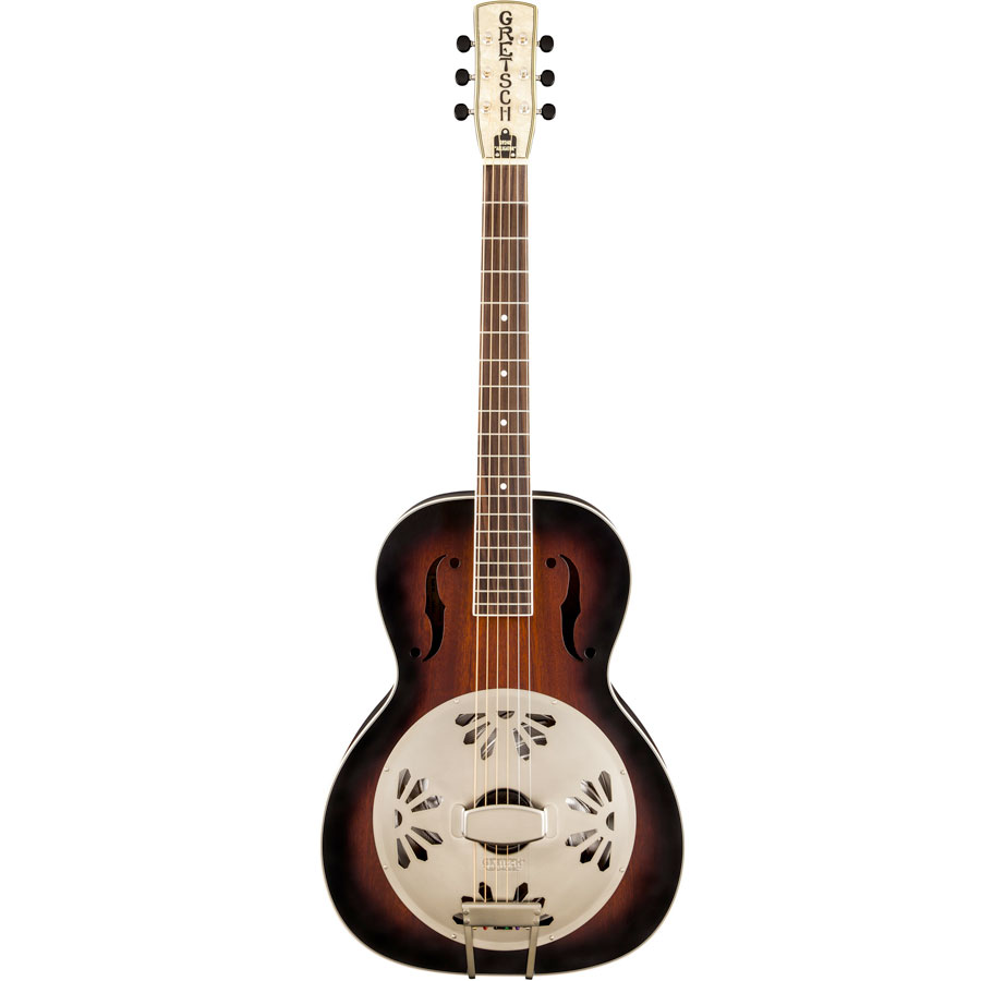 G9240 Alligator Biscuit Roundneck Resonator