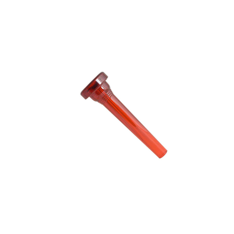 7C Trumpet Mouthpiece - Crystal Red