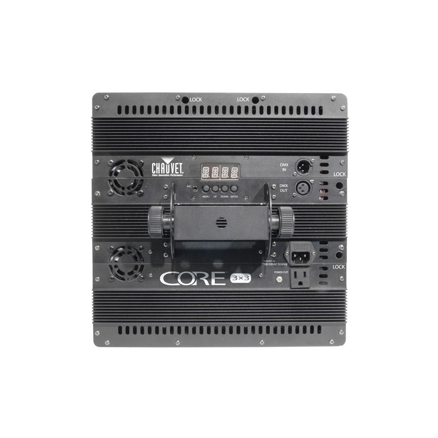 Chauvet Core 3x3 View 4