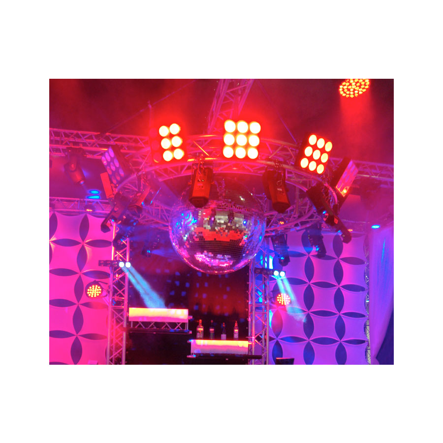 Chauvet DJ Core 3x3 View 5