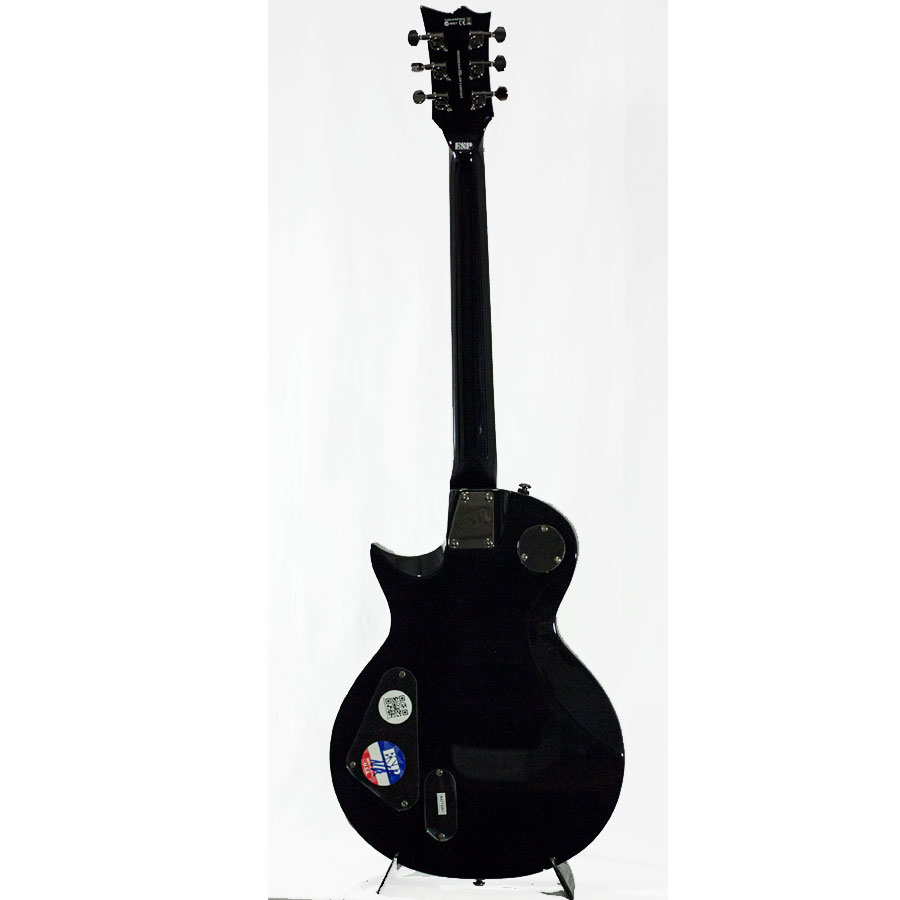 ESP LTD EC-330 Black - Demo Rear View