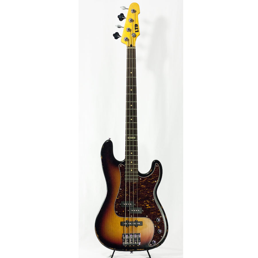 LTD Vintage 204 3-Color Sunburst