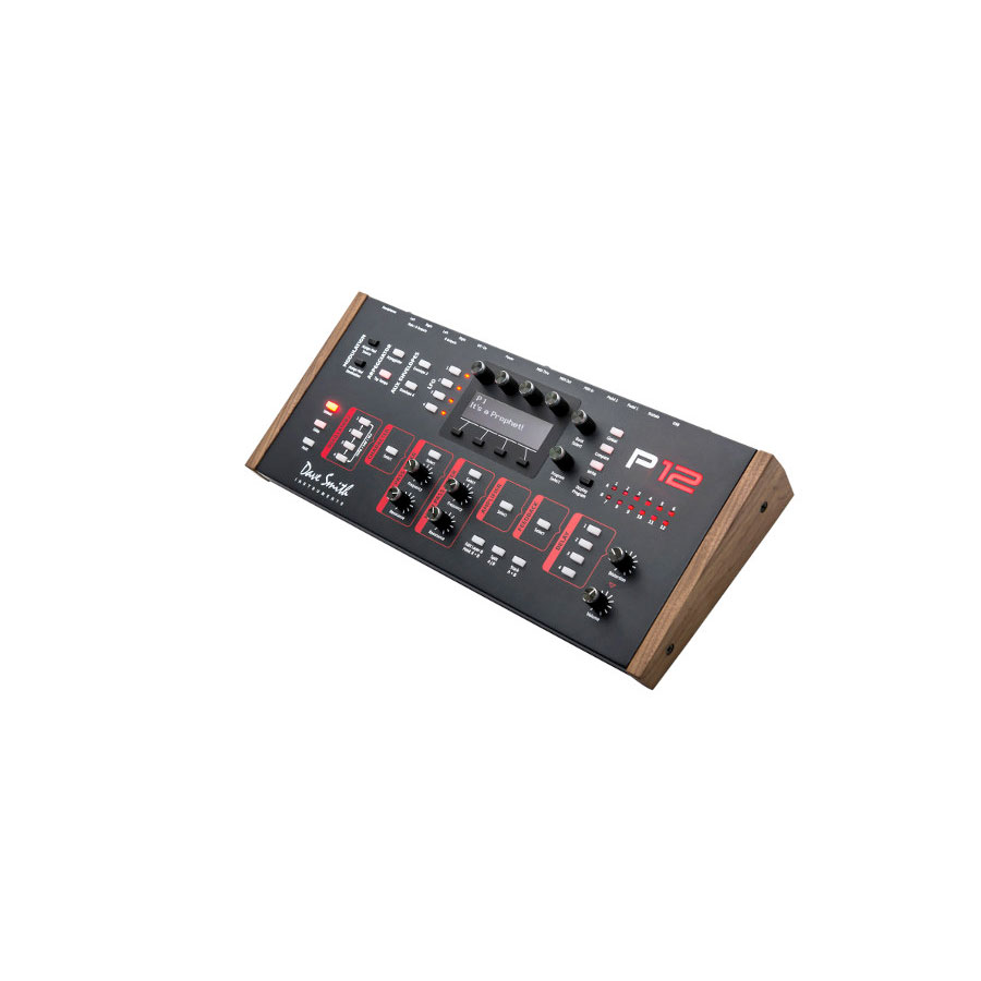 Dave Smith Prophet 12 Module View 2