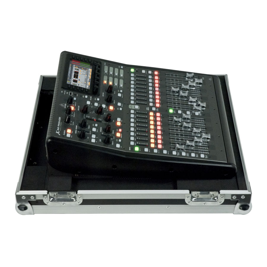 Behringer X32 Producer-TP Side View