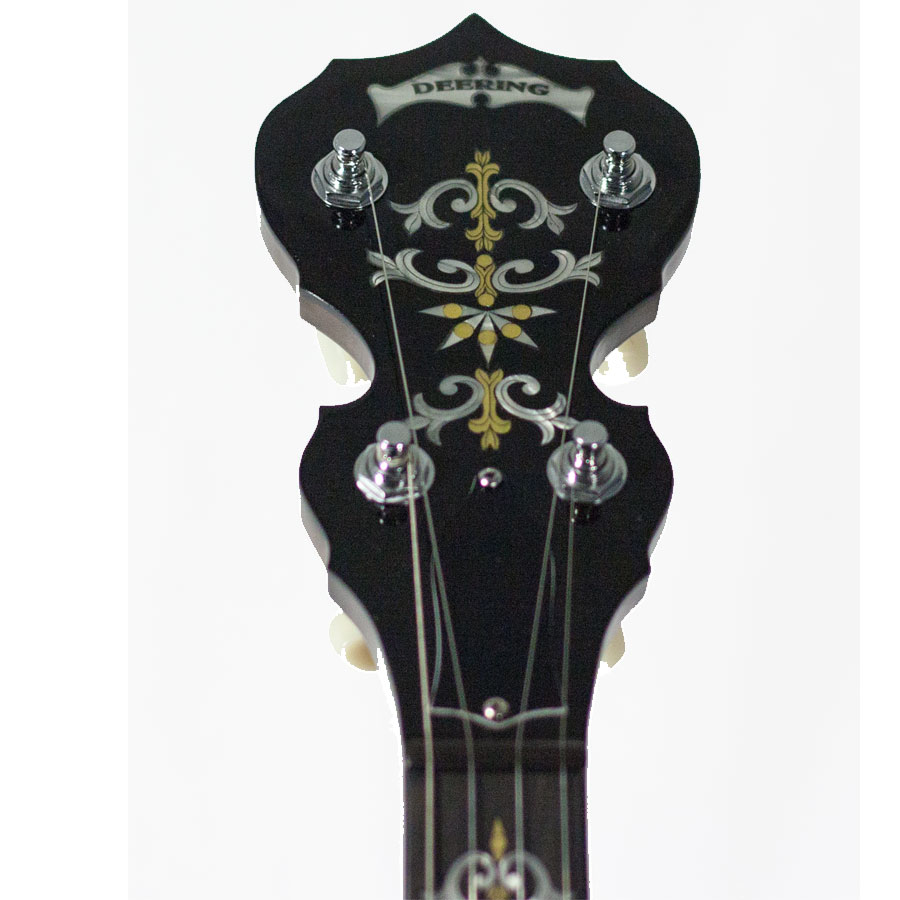 Front Headstock Detail
