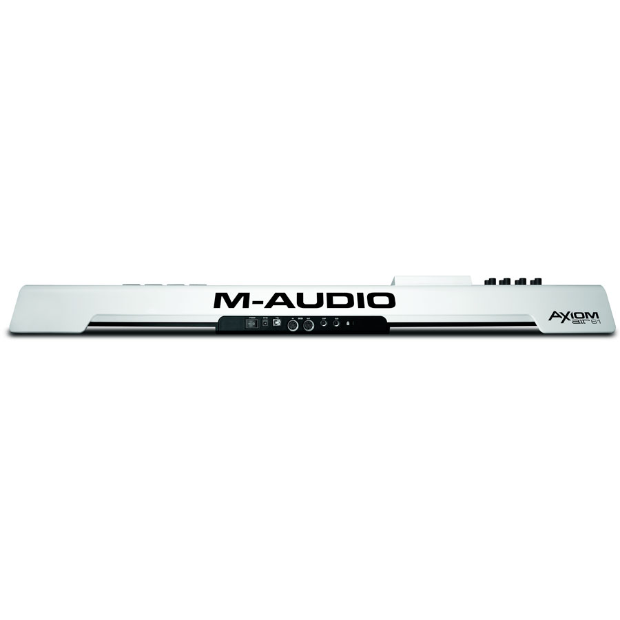 M-Audio Axiom AIR 61 Rear