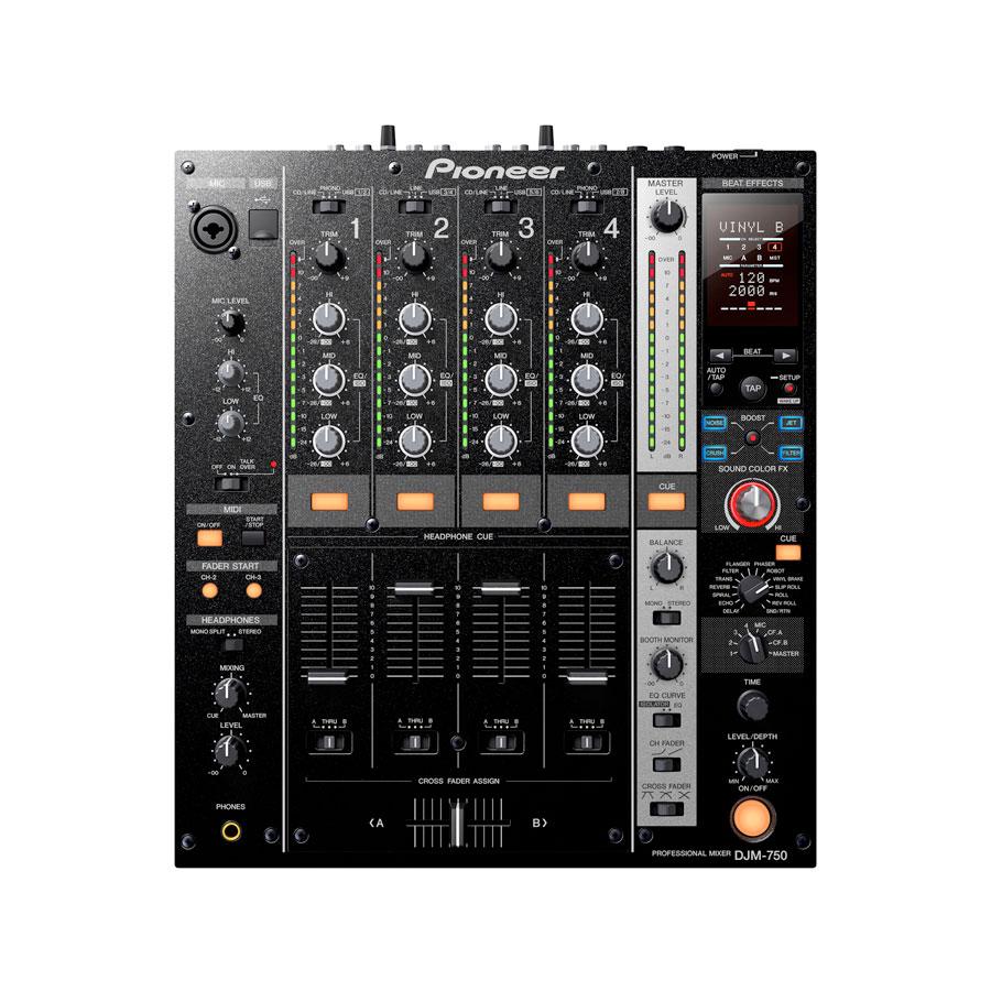 DJM-750 Black