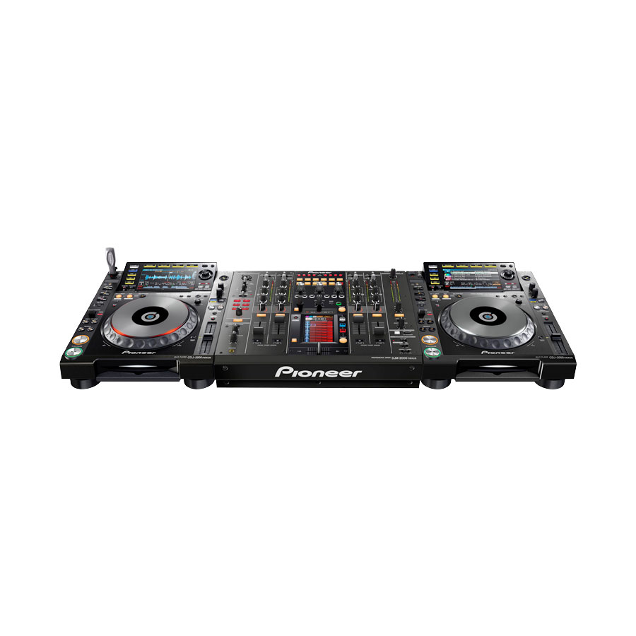 Pioneer DJM-2000 Nexus Turntables not included