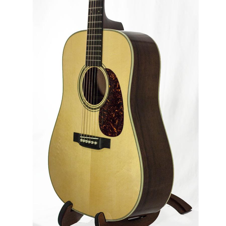 Martin D14 Custom Shop Body Detail