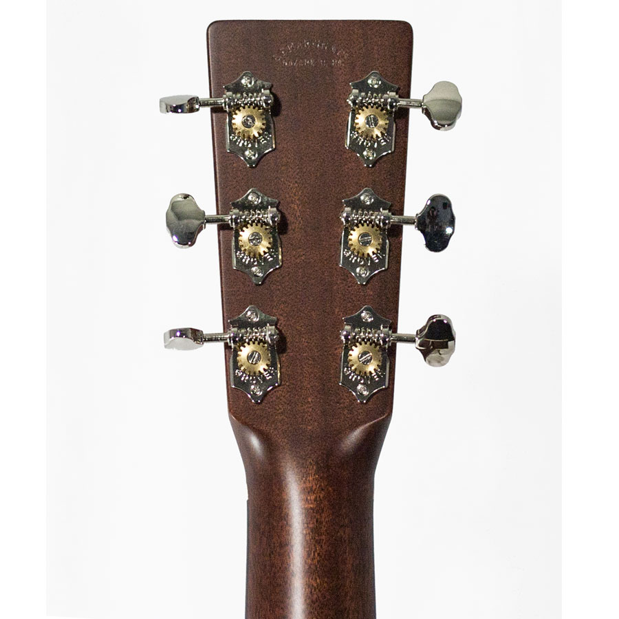 Martin D14 Custom Shop Rear Headstock