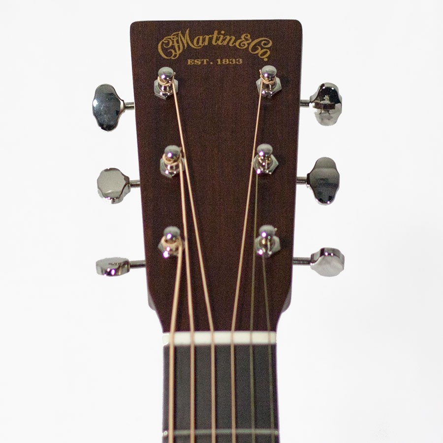 Martin D14 Custom Shop Headstock