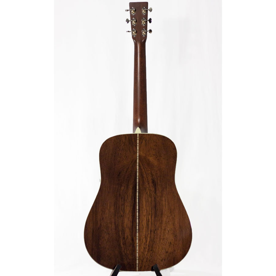 Martin D14 Custom Shop Rear View