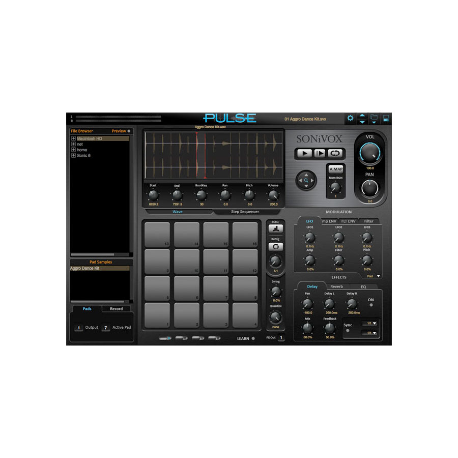 SONiVox Dubstep Destruction Tools View 3