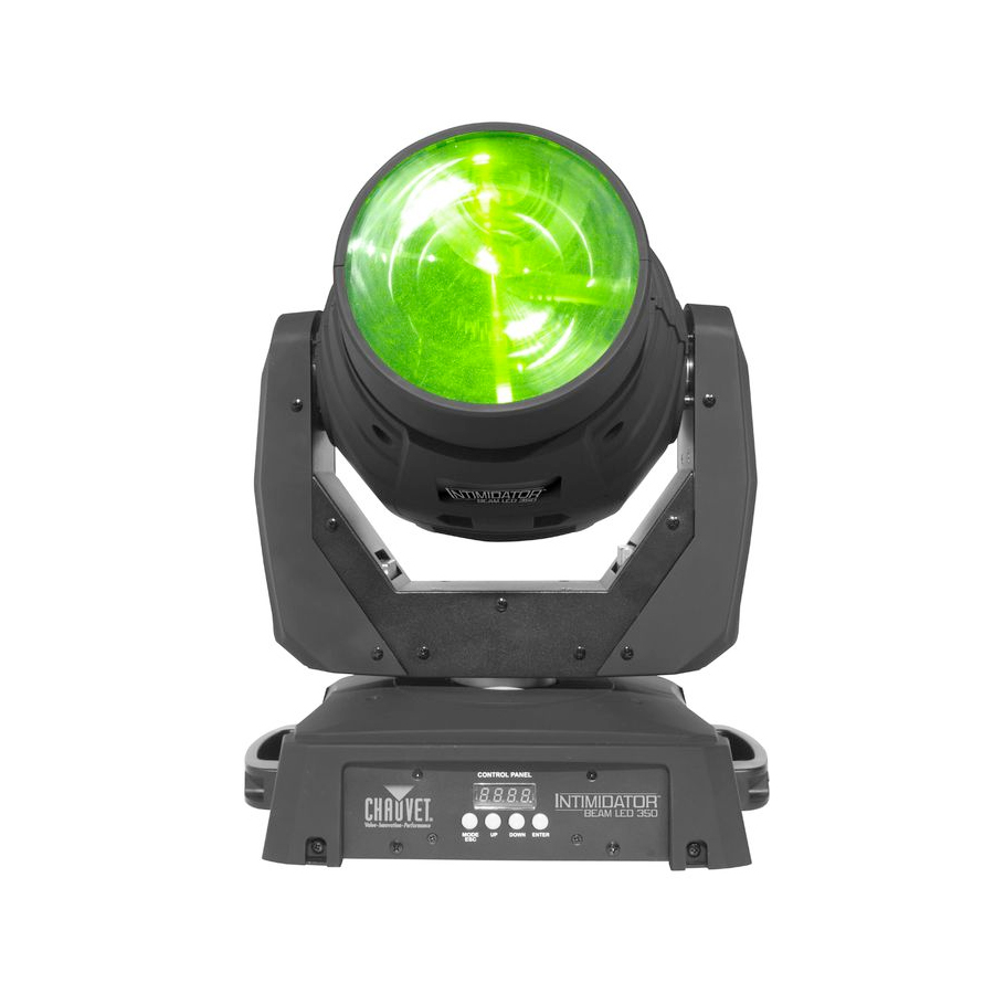 Chauvet DJ Intimidator Beam LED 350 Rear View