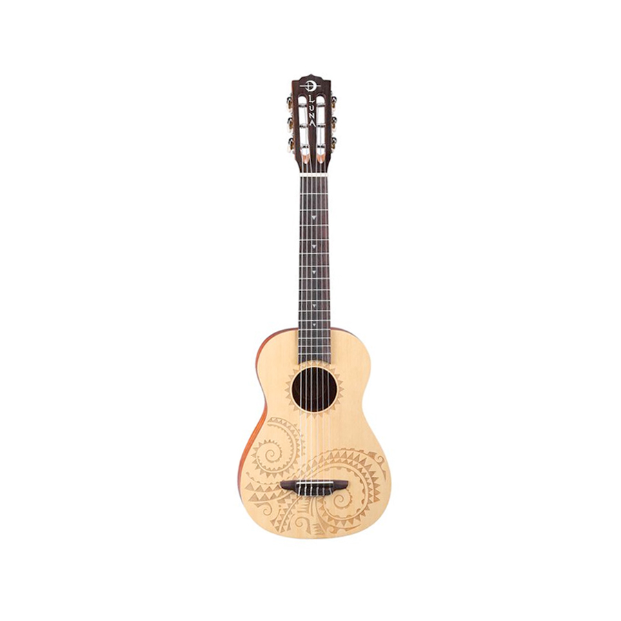 Tattoo 6-String Baritone Ukulele