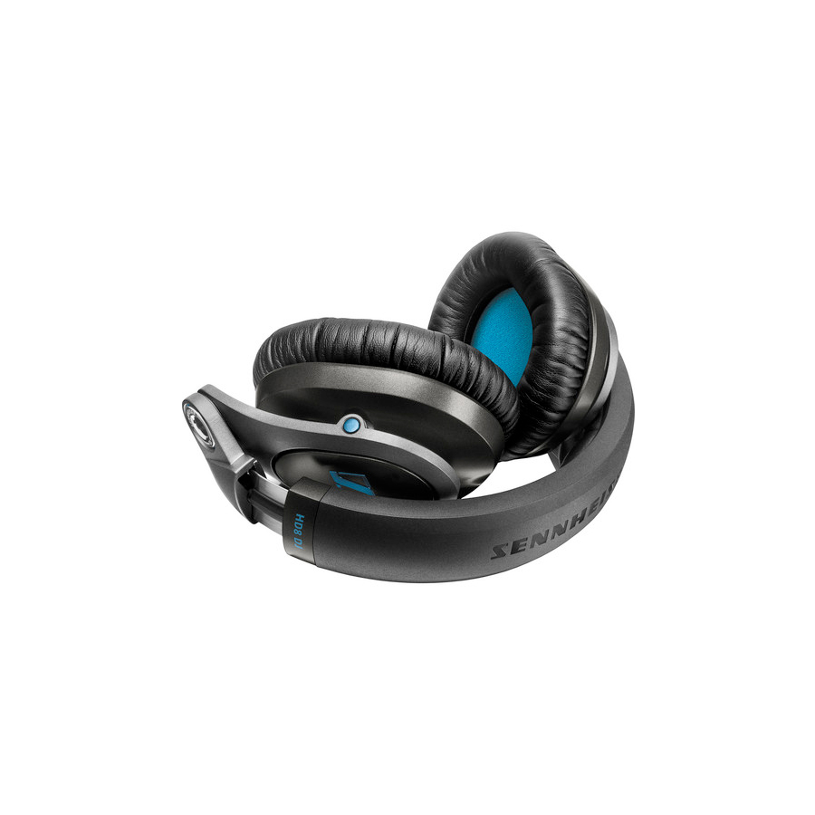 Sennheiser HD8 DJ Side View