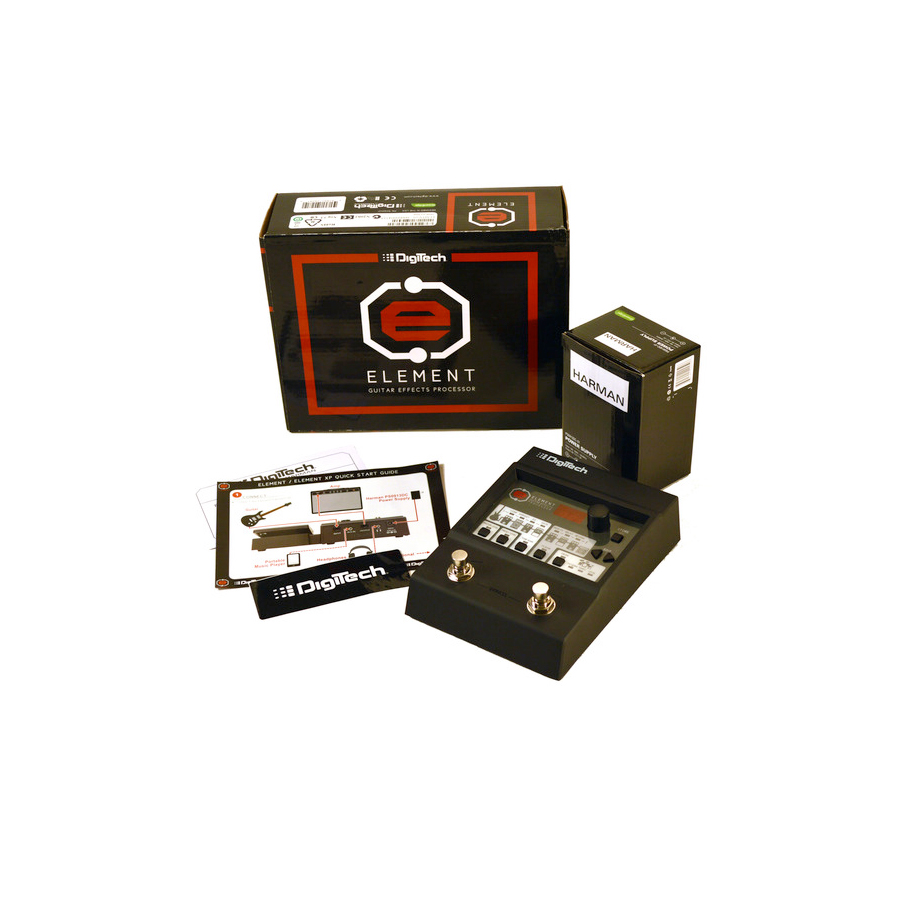 Digitech Element Package