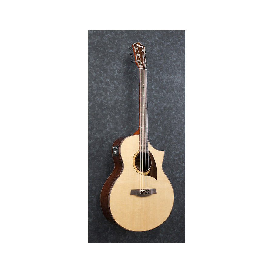Ibanez AEW22CD Natural View 3