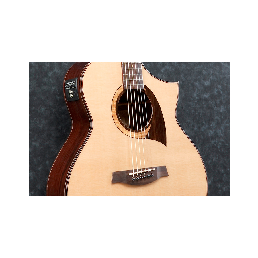 Ibanez AEW22CD Natural View 7