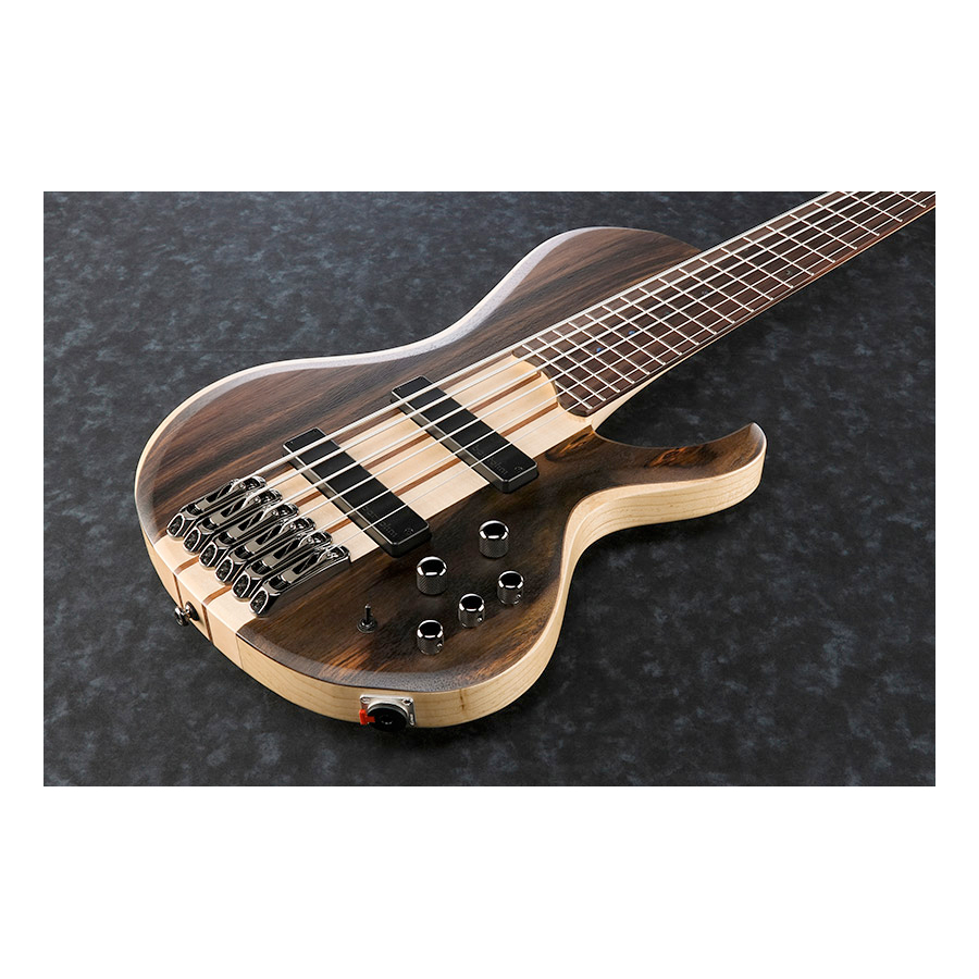 Ibanez BTB686SC Natural Flat View 2