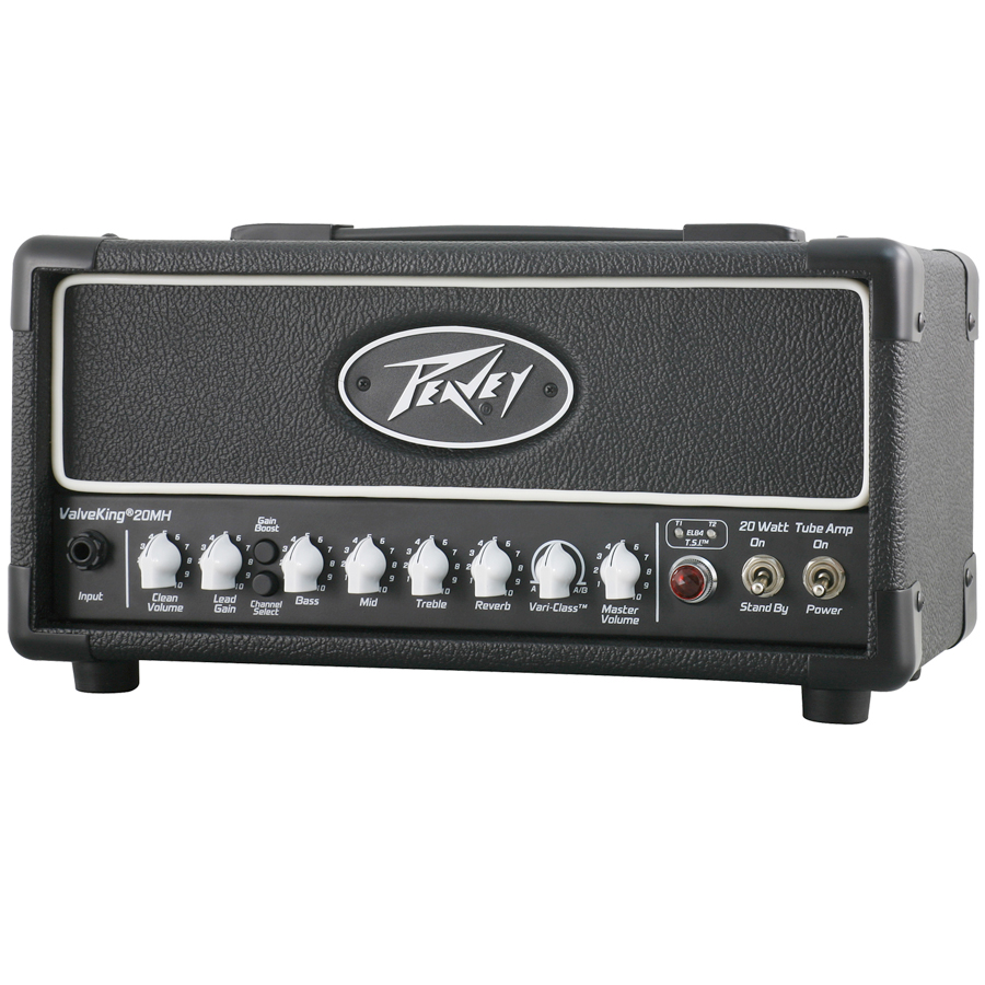 Peavey Valveking Micro-head Angled View