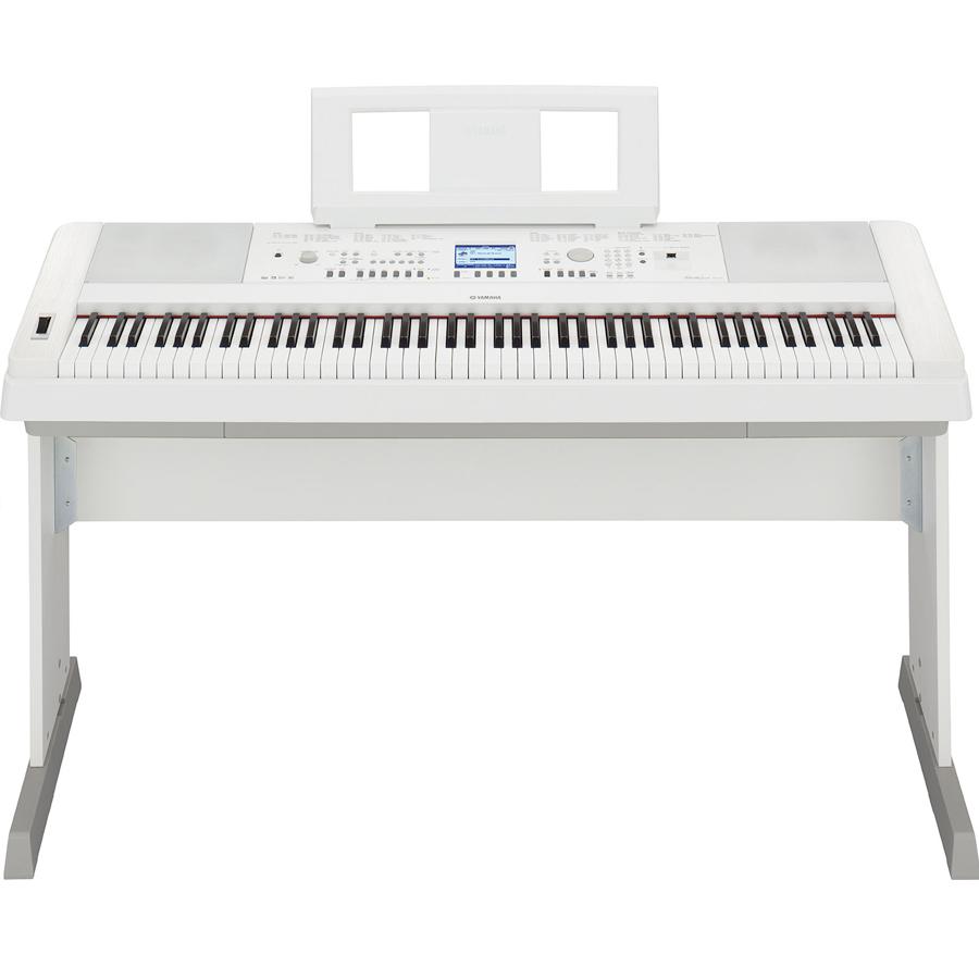 DGX-650 White