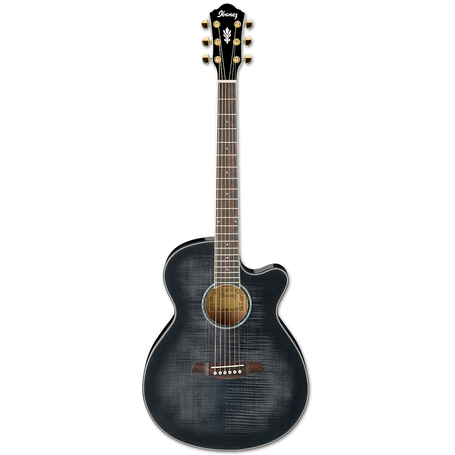 AEG240 Transparent Black Sunburst