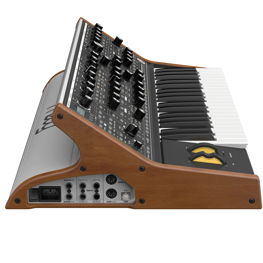 Moog Sub 37 Tribute *Pre-Order Side View
