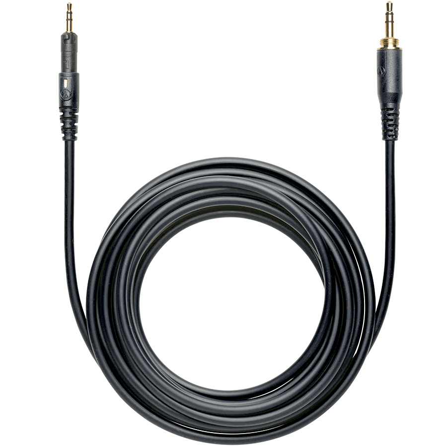 Audio Technica ATH-M50x Black Cable