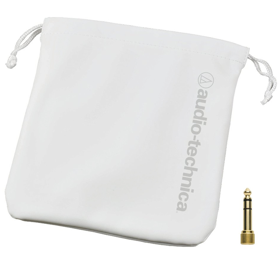 Audio Technica ATH-M50x White Carrying Bag