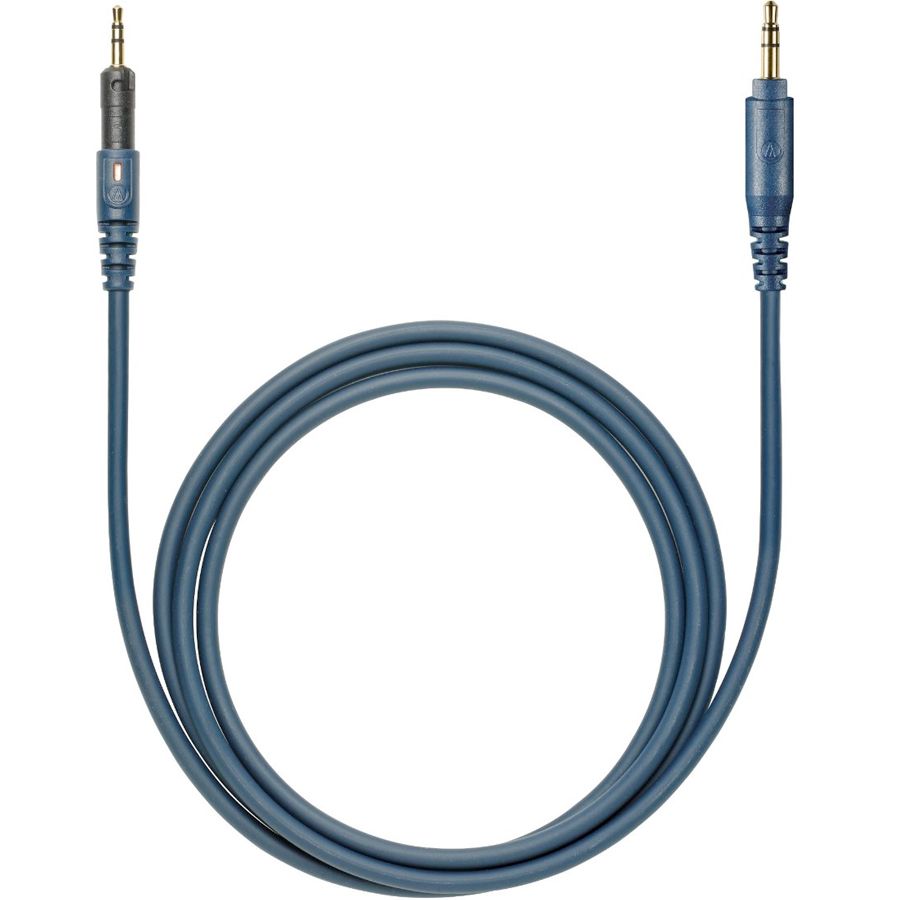 Audio Technica ATH-M50x Blue Cable