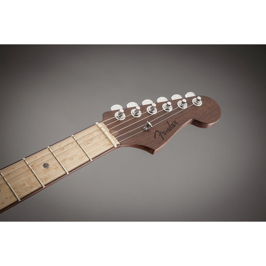 Fender Select Stratocaster HSS Exotic Maple Flame View 6