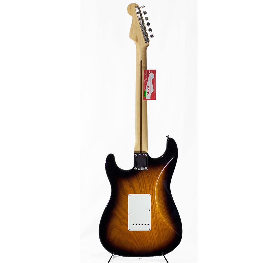 Fender 60th Anniversary American Vintage 1954 Stratocaster - 2-Color Sunburst View 4