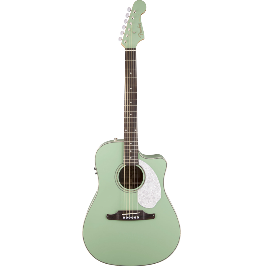 Fender Sonoran™ SCE Lake Placid Blue Surf Green
