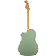 Fender Sonoran™ SCE Lake Placid Blue Surf Green Rear View