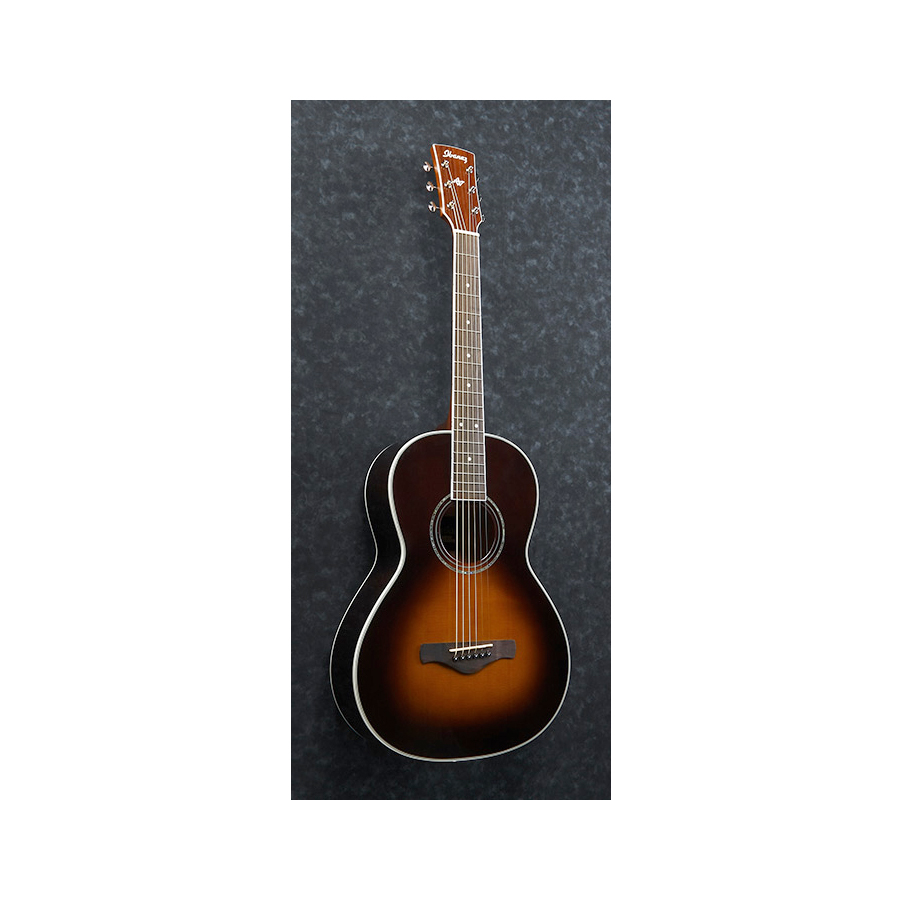Ibanez AVN1 Brown Sunburst View 3