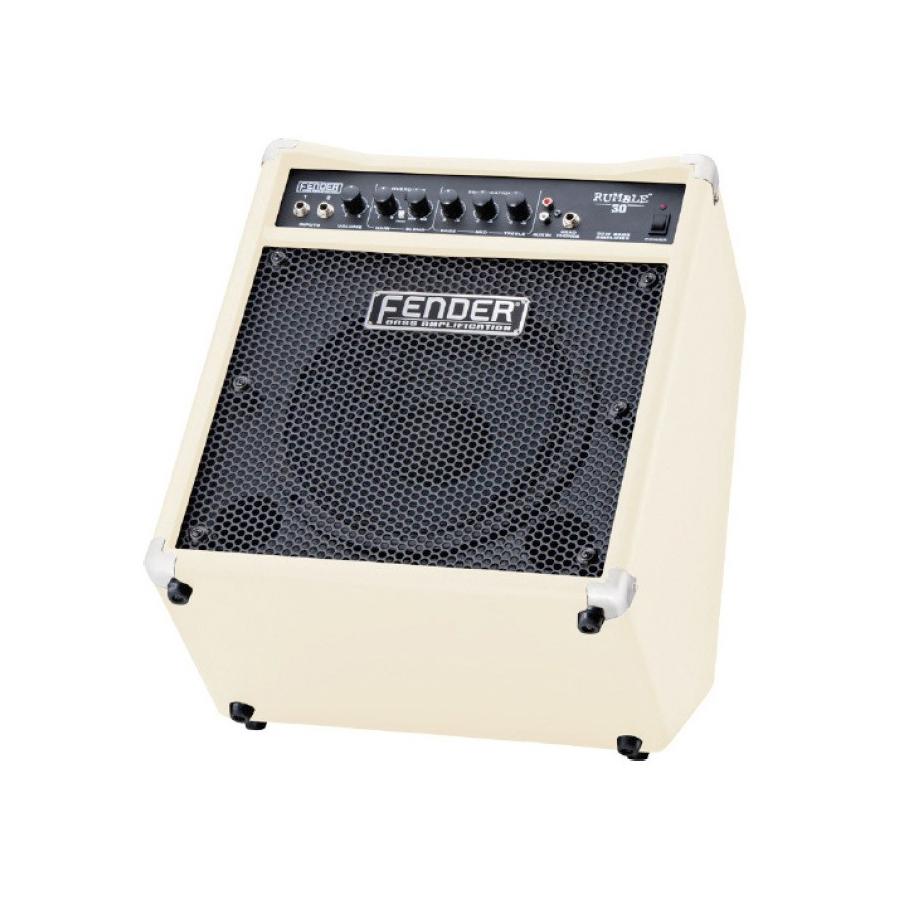fender rumble 30 blonde fsr 30w 1x10 bass combo amp new ebay. Black Bedroom Furniture Sets. Home Design Ideas